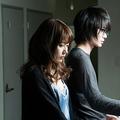 左から:幸田香子役の有村架純、桐山零役の神木隆之介 ©20