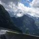 スイスの山の絶景を堪能できる、全長約750メートルのロングスライダー【映像】