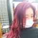 TWICE ジヒョのレッドヘア MATSUDA | HAIR DERA'S 中央通り店