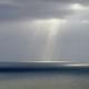 南極海に注ぐ陽光(2007年7月1日撮影、資料写真)。(c)MARCEL MOCHET / AFP