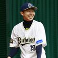 球団に自由契約の申し入れをしたオリックス・金子千尋【写真:荒