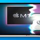 M1チップとIntelのチップの画像