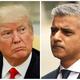ロンドン市長は「災厄」、トランプ氏が新たに批判