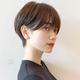 女っぽさを忍ばせた「クールなショート」 ショートヘア美容師 #ナカイヒロキ