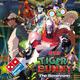 ドミノピザ、アニメ「TIGER & BUNNY」とのコラボキャンペーン実施中