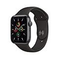 最新 Apple Watch SE(GPSモデル)- 44mmスペースグレイアルミニウ