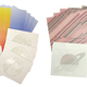 「透かし封筒のレターセット」