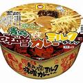 『日本うまいもん 青森味噌カレーミルクラーメン』