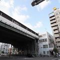 南海「新今宮」駅(写真撮影/吉村智樹)