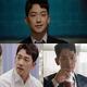 ドラマ『ウェルカム2ライフ』で一人二役を演じている俳優のチョン・ジフン(歌手Rain)
