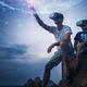 VRが実現する宇宙旅行