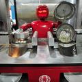 餃子専門のロボット