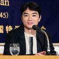 笑顔で結婚を報告した染谷将太