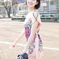 ●新井貴子(妹)=1990年生まれ。大学ではアルティメット選