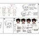 劇場アニメ『羅小黒戦記』シャオヘイの設定画