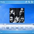 音楽やビデオなどを楽しむためのソフト「Windows Media Player 1