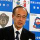 松本光弘警察庁長官=2020年1月、東京・霞が関の警察庁