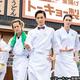 THE RAMPAGE吉野北人、ポマードヘアに蝶ネクタイ姿のうどん店店長に!『トーキョー製麺所』