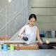 フランスのステーショナリーブランドが手がける日本茶サロン「サロン・ド・テ パピエ ティグル」【日本橋の日本茶カフェ】