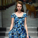ユキ トリヰ インターナショナル 2020年春夏コレクション、咲き方を変えたマーガレットの新しい魅力