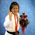 柔道の女子48キロ級で大会3連覇を狙った谷だったが、準決勝で