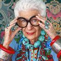 『アイリス・アプフェル!94歳のニューヨーカー』 ©IRIS AP