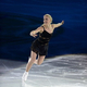 フィギュアスケートのGPシリーズ第3戦の中国杯。 フィンランドのキーラ・コルピは、ショートプログラムで4位発進となったが、フリースケーティングで追い上げ3位入賞を果たした。 写真は、エキシビションで華麗な演技をみせたキーラ・コルピ。 (写真:フォート・キシモト)  [2012年11月4日、上海オリエンタル・スポーツ・センター/中国]