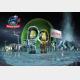 宇宙開発シム『Kerbal Space Program』の拡張パック「Breaking Ground」がPS4/Xbox Oneで12月に配信決定、緑の異星人が氷の火山に挑む