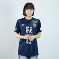 「HKT48」の豊永阿紀さんが語るサッカーとアイドルの共通点とは