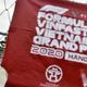 フォーミュラワン(F1、F1世界選手権)ベトナムGPの開催予定地でバイクに乗る作業員(2020年3月10日撮影)。(c)Manan VATSYAYANA