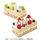 不二家、不二家洋菓子店で新年のお祝いスイーツ バトンケーキ2種類を期間限定発売