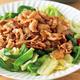みそ味の豚肉を、シャキシャキ野菜と一緒に/調理:小林まさみ 撮影:澤木央子