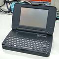 ハンディパソコン「PC-98HA」(ブラック)