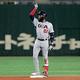 MLBの超有望株として期待されているアメリカ代表のジョー・アデル【写真:Getty Images】