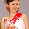 ミス日本ミス着物の新井寿枝さん