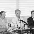 (写真)甲府地検から不起訴処分についての説明を受けて会見する