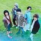 Novelbright(左から)山田海斗、圭吾、竹中雄大、ねぎ、沖聡次郎(C)Universal Sigma