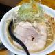「らーめん 蓮」のトリプルコンボ!野菜ジュース→味噌ラーメン→炙りチーズご飯の組み合わせが最強