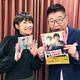 生島ヒロシとラジオで共演する森山愛子