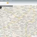 Bing地図での北朝鮮