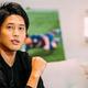 自身の冠番組で、欧州での経験を語った内田氏。後輩たちへ熱いエールも送った。(C)DAZN/Suguru Saito