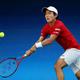 【速報】西岡良仁が第1セットを落とす。「ATPカップ」世界8位ルブレフとの対戦