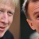 ボリス・ジョンソン前外相・前ロンドン市長(右)とジェレミー・ハント外相(2019年6月21日撮影)。(c)Ben STANSALL and Emmanuel DUNAND / AFP