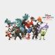 DeNA、ディズニーとピクサーのキャラクターが大乱闘するスマホ向けフィギュア育成アドベンチャーゲーム「ディズニーインフィニティ バトル オブ トイ・マスター」を配信開始