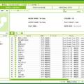 au Music Port。CDを取り込んでケータイに転送できるだけでなく