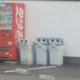 「街を綺麗に…アーメン。」健気に並ぶゴミ箱に修道女を連想する人続々