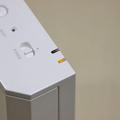 「どこでもWi-Fi」のAOSSボタン