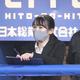 <明大・東大>東大ベンチの女子マネジャー・松田祐香さん(撮影・西川祐介)