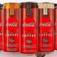 コーヒー入りの「コカ・コーラ」の新商品が米国で発売された/Coca-Cola