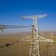 新疆南部で2回線750キロボルト送電網の建設進む